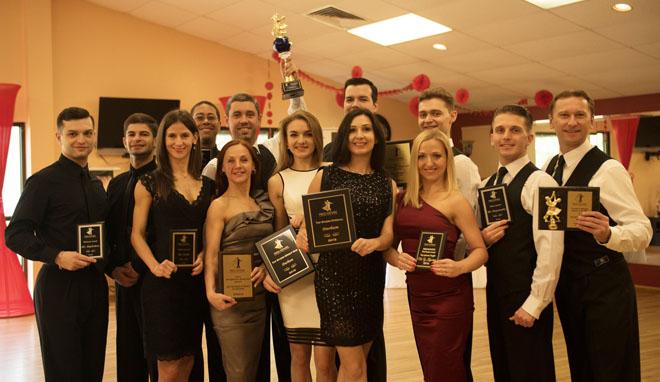 Carolina Dance Award Winning Instructors