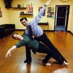 Carolina Dance Couple Class