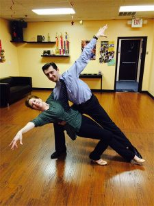 Carolina Dance Couple Class