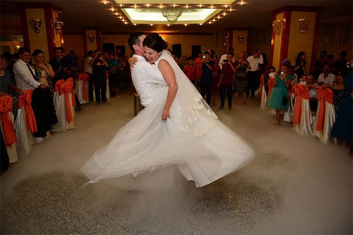 Carolina Dance Wedding First Dance