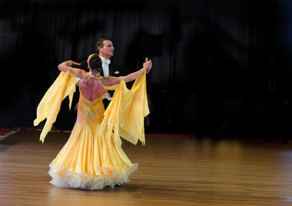Prepare for a dance competition without stress.